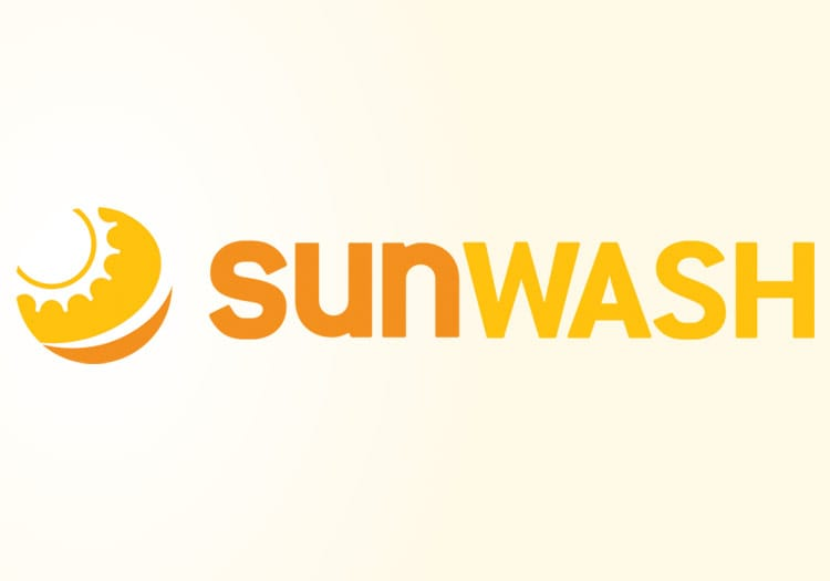 Sunwash logo